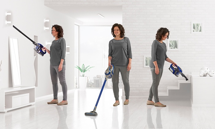 MaxiVac Cordless Twin Cyclone Vacuum With Free Delivery for £56