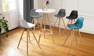 Tabourets de bar scandinaves Osla