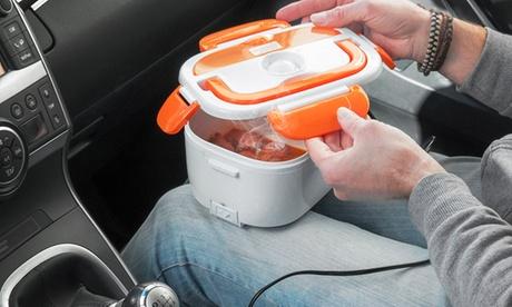 Fiambrera eléctrica para coche 40W InnovaGoods