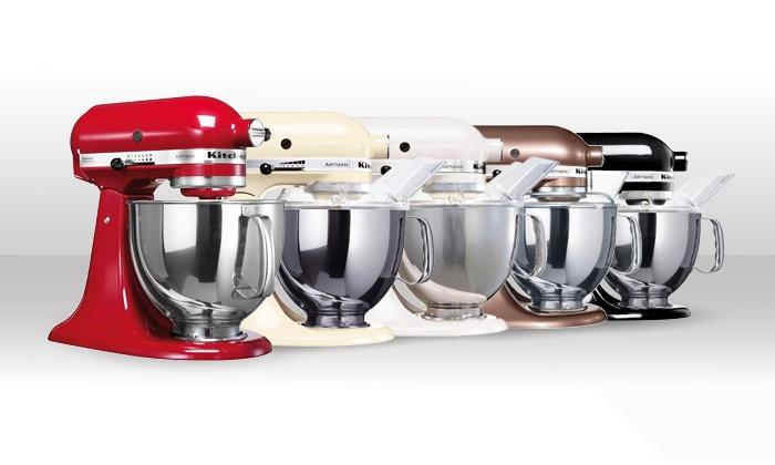 KitchenAid Küchenmaschine | Groupon