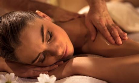 Masaje relajante con aceites esenciales y opción a masaje craneoencefálico y ritual desde 12,90€ en Las Termas de Ruham