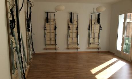 4, 12 o 24 clases de pilates en máquina desde 29,90€ en Home Pilates