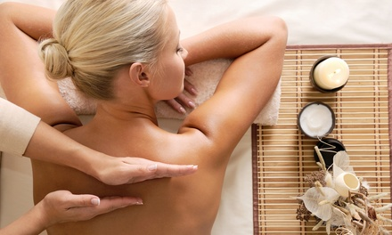 60- or 90-Minute Aromatherapy Massage at Soma Massage (Up to 49% Off)