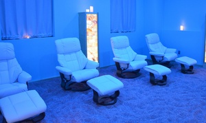 Up to 59% Off Salt Therapy Sessions at The Salt Pad at The Salt Pad, plus 6.0% Cash Back from Ebates.