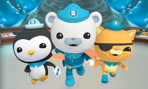 Octonauts Live!: The Octonauts Live! on Saturday, November 12, at 2 p.m.