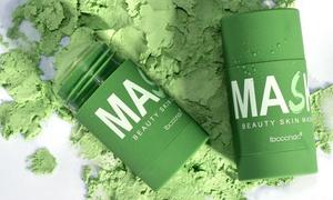 Masque au thé vert en stick