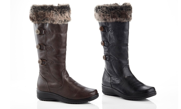 Off on Rasolli Wide-Width Riding Boots