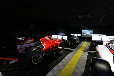 2 sessions de 10 min sur un simulateur F1 à 29 € à City Kart