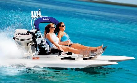 Salt Shaker Boat Tours In North Myrtle Beach Sc Groupon