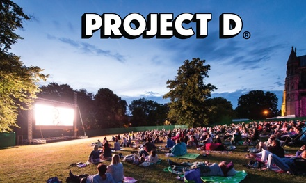 Outdoor Cinema Experience, 8 August 8 September, Two Locations