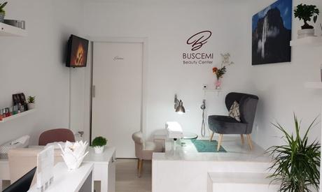 Sesión de manicura con opción a pedicura, tinte, diseño de cejas y lifting de pestañas desde 12,95 € enBuscemi Beauty