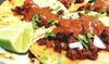 33% Off Mexican Food and Drink at Taco Loco