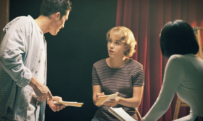 The Actors Corner NYC - Garment District: $89 for Four-Week Acting Class at The Actors Corner NYC ($185 Value)