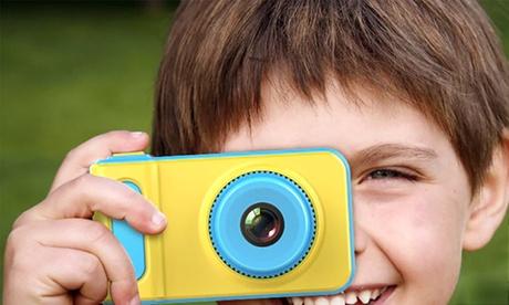 1 o 2 videocamaras digitales HD para niños