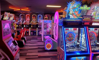 52% Off Arcade Game Card at AMF - Bowlero - Bowlmor