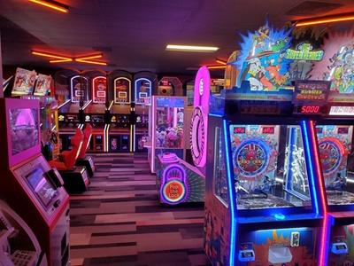 One $25 Arcade Game Card at AMF - Bowlero - Bowlmor (52% Off)