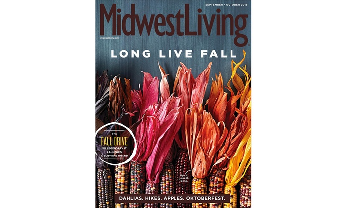 Midwest Living Magazine Subscription (Up To 80% Off)