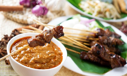 15% Cash Back at Penang Malaysian Cuisine