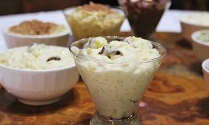Rice Cream Shoppe: Flavored Rice Pudding and Toppings at Rice Cream Shoppe (40% Off)