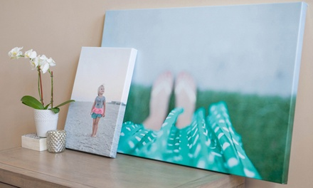 Custom Canvas Prints from Picaboo (Up to 69% Off)