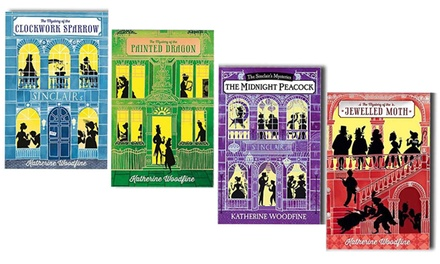 The Sinclair's Mysteries Book Set