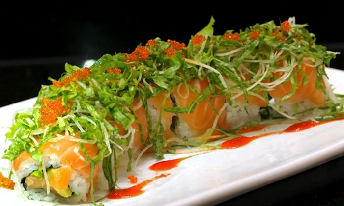 Kikusushi - Kiku Sushi: $18 for $30 Worth of Sushi for Two or More at Kikusushi