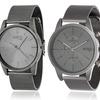 Steve Madden Men's Stainless Steel Watch