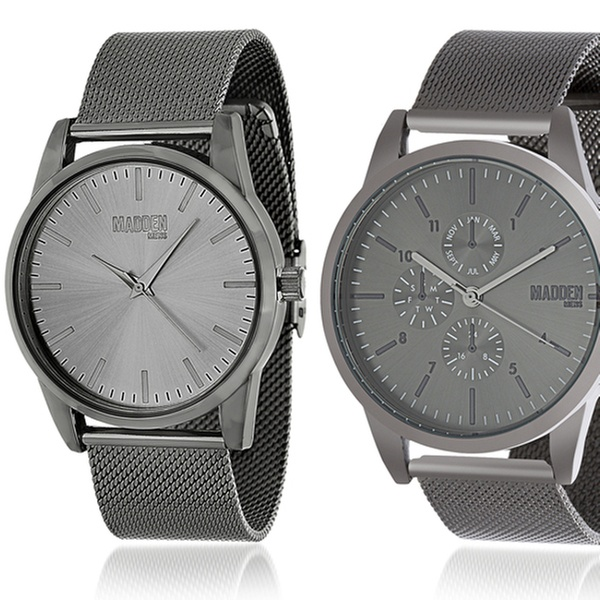 e1ef1bd6f40 Up To 62% Off on Steve Madden Men s Watch