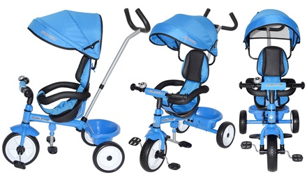 Poussette buggy tricycle