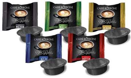 Capsule Caffè Borbone A Modo Mio