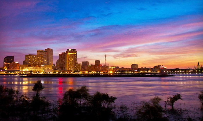 Loews New Orleans Hotel - New Orleans: Stay with Optional Valet Parking at Loews New Orleans Hotel in New Orleans
