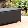 Abbyson Living Outdoor Storage Ottoman