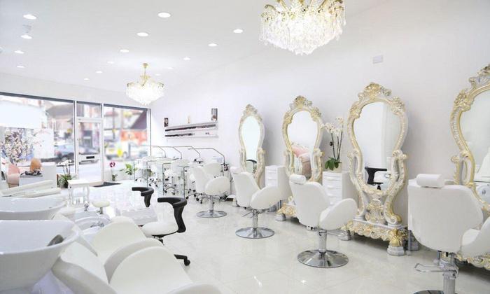 Shellac/Gelish Manicure - Sima Hair And Beauty Salon | Groupon