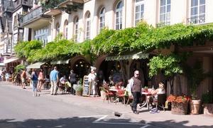 Restaurant Anker: 4-Gänge-Schnitzel-Menü für 2 oder 4 Personen im Traditions-Restaurant Anker (48% sparen*)