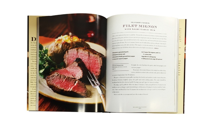 Morton S The Cookbook 100 Steakhouse Recipes For Every Kitchen