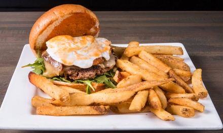 Lunch or Dinner for Two at The Stick (52% Off).