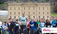 VitalityMove Chatsworth: One (1) One-Mile, 5K or 10K Entry, 9 July, Chatsworth House (Up to 42% Off)