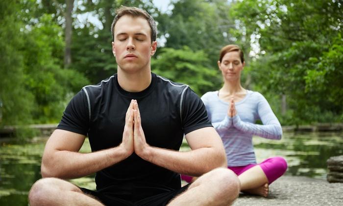 Eight Limbs Yoga House - King: Five Yoga Classes at Eight Limbs Yoga House (64% Off)