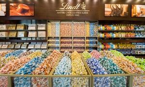 50% Off Lindt Chocolate at Lindt & Sprüngli Canada    at Lindt & Sprüngli Canada, plus 6.0% Cash Back from Ebates.