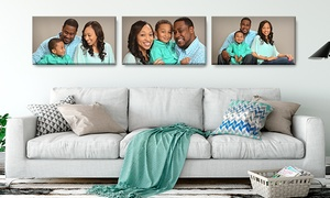 Up to 85% Off a Canvas Display or Framed Wall Print at JCPenney Portraits, plus 6.0% Cash Back from Ebates.