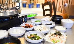 Sam Yuk Gu: Koreanisches 3-Gänge-Menü für 2 oder 4 Personen im Sam Yuk Gu (bis zu 37% sparen*)