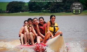 Vila Mattioli: Vila Mattioli – Cláudio: day use para 1, 2, 3 ou 5 pessoas