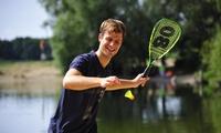 Séance de speed badminton d1h pour 1, 2 ou 4 personnes dès 5 € au Speed Badminton Club Lyssois