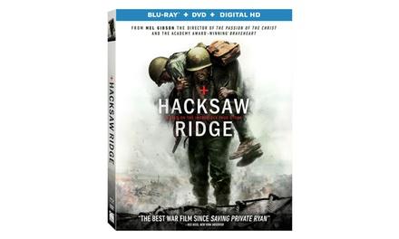 Pre-Order: Hacksaw Ridge on Blu-ray/DVD