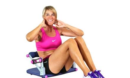Appareil fitness Shaper Relax 3000 abdominaux