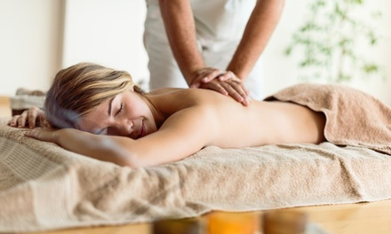 Choice of 50Minute Massage for One or Two at The Massage Company Tunbridge Wells
