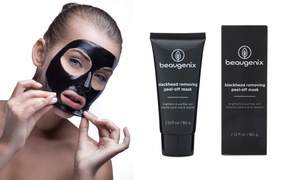 Beaugenix Blackhead Removing Peel-Off Mask (2.12 Fl. Oz.) at Beaugenix Blackhead Removing Peel-Off Mask (2.12 Fl. Oz.), plus 6.0% Cash Back from Ebates.
