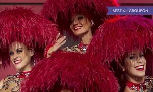 Extravagance: Formule au choix avec spectacle pour 2 personnes dès 65 € au cabaret Extravagance