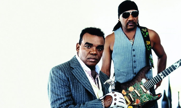 Midwest Music Fest - KFC Yum! Center: Midwest Music Fest Feat. Isley Bros. at KFC Yum! Center on Saturday, June 13, at 7 p.m. (Up to 49% Off)