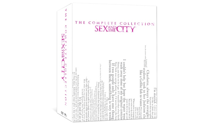 Sex and the city the complete collection
